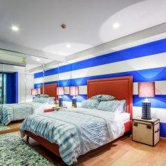 Отель Rocco Huahin Condominium Апартаменты с 2 отдельными кроватями фото 13