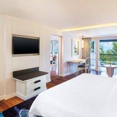 Отель Sheraton Samui Resort 5* Стандартный номер с различными типами кроватей фото 8