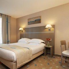 Отель Hôtel Alizé Grenelle Tour Eiffel 3* Стандартный номер с различными типами кроватей