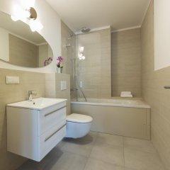 Отель ForRest Apartments Литва, Вильнюс - отзывы, цены и фото номеров - забронировать отель ForRest Apartments онлайн ванная