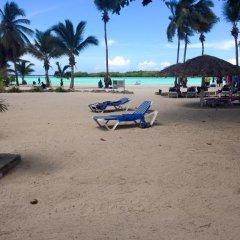 Отель ANDREA1970 Доминикана, Бока Чика - отзывы, цены и фото номеров - забронировать отель ANDREA1970 онлайн пляж фото 2