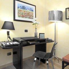 Hotel Siena 4* Люкс с различными типами кроватей фото 4