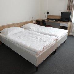 Отель Townhouse Düsseldorf 3* Стандартный номер с двуспальной кроватью фото 10