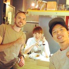 Hostel & Coffee Shop Zabutton Токио спа
