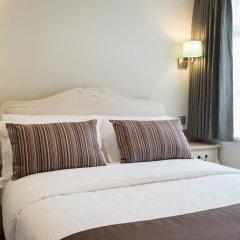 Отель Docklands Lodge London 3* Улучшенный номер с различными типами кроватей фото 3