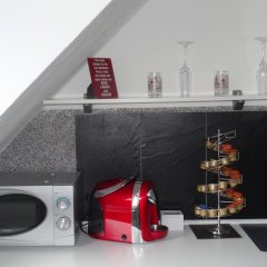 Апартаменты Apartment Uwe питание