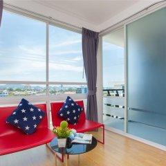 Отель Rang Hill Residence 4* Улучшенный номер с 2 отдельными кроватями
