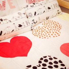 Hostel Lastochka Стандартный номер с различными типами кроватей фото 4
