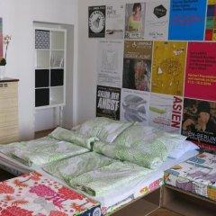 Отель aeki CITY Апартаменты с различными типами кроватей фото 8