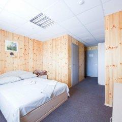 Гостиница Сибирь 3* Улучшенный номер двуспальная кровать фото 2