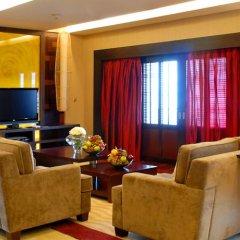 Отель InterContinental Hanoi Westlake комната для гостей фото 5