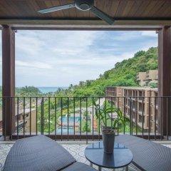 Отель Sunsuri Phuket 5* Улучшенный номер с двуспальной кроватью фото 6