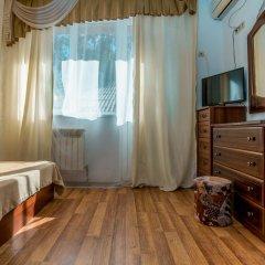 Гостиница Морская Сказка комната для гостей фото 2