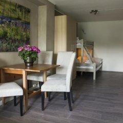 Lillehammer Turistsenter Budget Hotel 3* Стандартный семейный номер с двуспальной кроватью фото 4