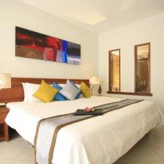 Отель Sunset Beach Resort 4* Улучшенный номер с двуспальной кроватью фото 3