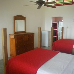 Отель Caribbean Dawn Ямайка, Порт Антонио - отзывы, цены и фото номеров - забронировать отель Caribbean Dawn онлайн комната для гостей фото 3