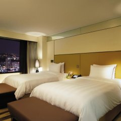 Lotte Hotel Seoul 5* Стандартный номер с различными типами кроватей фото 4