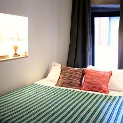 Отель YOURS GuestHouse Porto 4* Стандартный номер двуспальная кровать