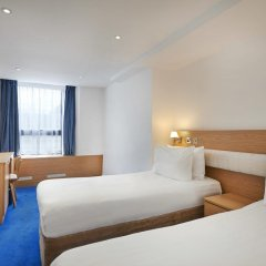 Отель Central Park 3* Стандартный номер с различными типами кроватей фото 2