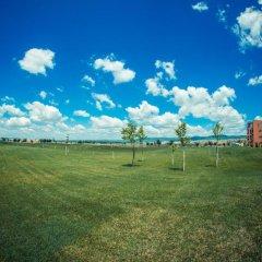 Апартаменты Orchid Fort Garden Studio спортивное сооружение