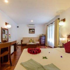 Отель Vinh Hung Riverside Resort & Spa 3* Улучшенный номер с различными типами кроватей фото 2