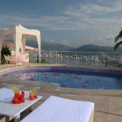 Отель Las Brisas Acapulco 4* Стандартный номер с разными типами кроватей фото 10