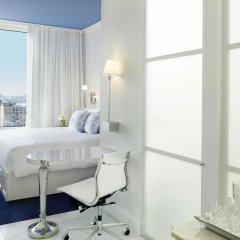 Отель NoMo SoHo 4* Номер Делюкс с различными типами кроватей фото 2