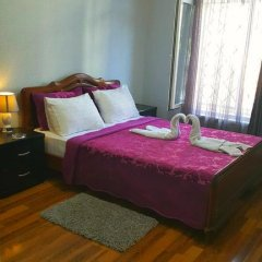 Отель Sali Стандартный семейный номер с двуспальной кроватью фото 5