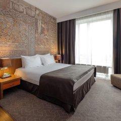 Гостиница Holiday Inn Moscow Tagansky (бывший Симоновский) 4* Стандартный номер с различными типами кроватей фото 2