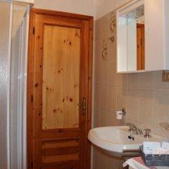 Отель Appartamento Ecours Ла-Саль ванная