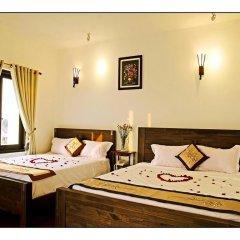 Отель Blue An Bang Villa 2* Стандартный семейный номер с двуспальной кроватью фото 5