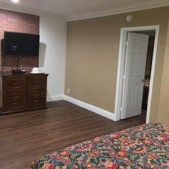 Отель American Inn & Suites LAX Airport 2* Стандартный номер с различными типами кроватей фото 6