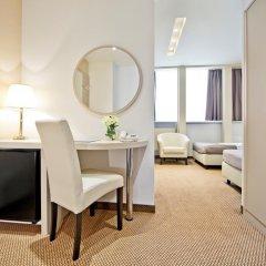 Hotel Central 3* Стандартный номер с разными типами кроватей фото 7