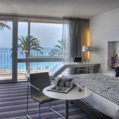 Отель Mercure Nice Promenade Des Anglais 4* Улучшенный номер с различными типами кроватей фото 5