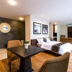 Отель Aleesha Villas 3* Вилла Делюкс с различными типами кроватей фото 25