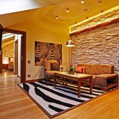Hotel Quisisana Palace 5* Номер Делюкс с различными типами кроватей фото 8