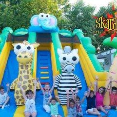 Hotel Orlov детские мероприятия