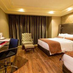 Victoria Crown Plaza Hotel 4* Стандартный номер фото 2