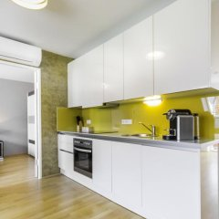 Апартаменты Abieshomes Serviced Apartments - Messe Prater Апартаменты с различными типами кроватей фото 10
