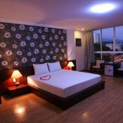 Nice Swan Hotel 2* Люкс с различными типами кроватей фото 3
