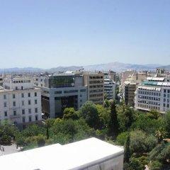 Отель Athens Center Panoramic Flats Афины фото 12
