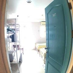 Отель Roof View Place 2* Стандартный номер с двуспальной кроватью фото 10