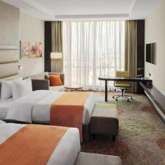 Отель Holiday Inn Jeddah Gateway 4* Номер Делюкс с различными типами кроватей фото 5