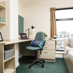 Отель Newport Student Village Стандартный номер с различными типами кроватей
