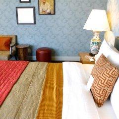 Отель Carriage Inn 3* Стандартный номер с различными типами кроватей
