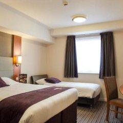Отель Premier Inn London Bank - Tower 3* Стандартный номер с различными типами кроватей фото 4
