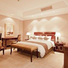 Chairmen Hotel 3* Улучшенный номер с различными типами кроватей фото 5