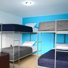Отель Hostal Be Condesa Кровать в общем номере фото 8