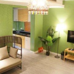 Guangzhou Jinzhou Hotel 3* Стандартный номер с различными типами кроватей фото 23