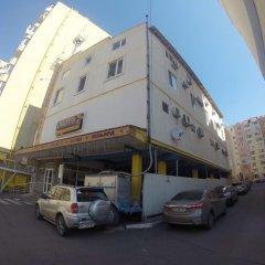 Гостиница Галиан парковка